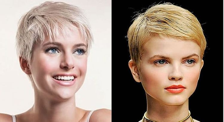 New pixie hair styles for women