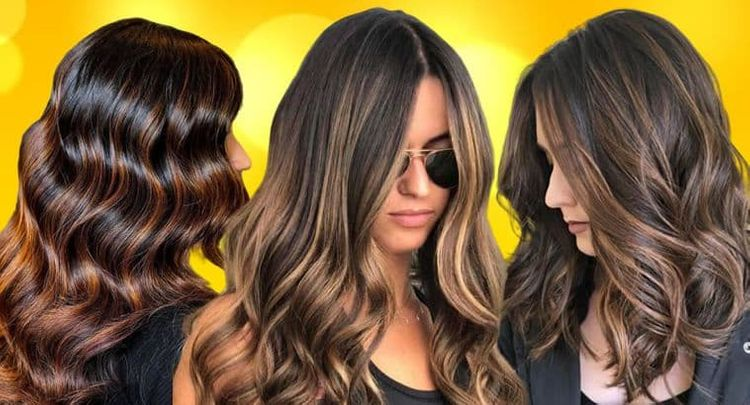 Balayage hair color for all hair types