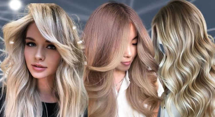 Blonde Hair Color Ideas : Best Shades of Blonde