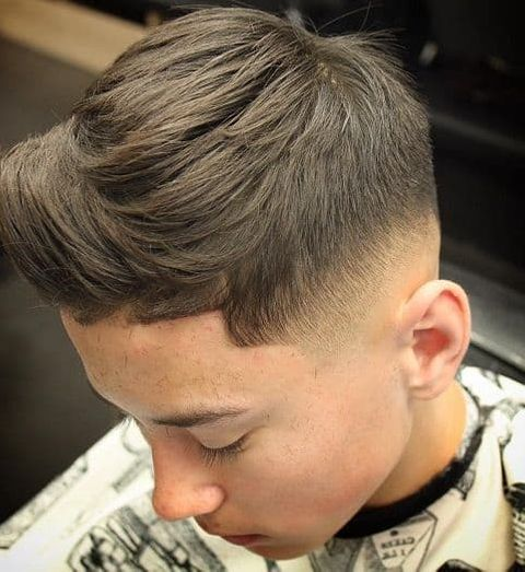 Gorgeous Hairstyles And Haircuts For Teenage Guys