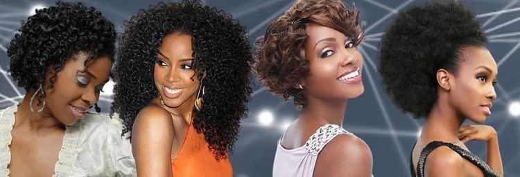 Latest curly hairstyles ideas for black women