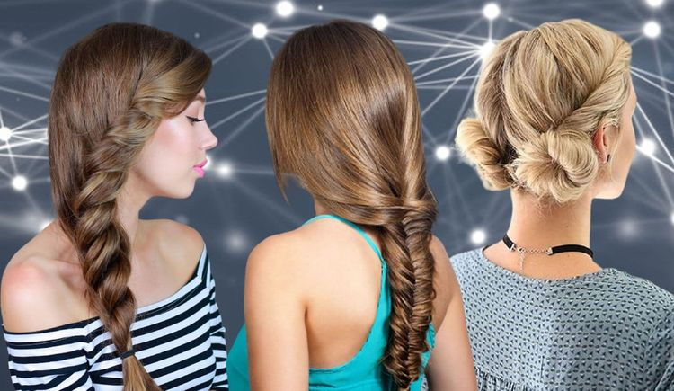 Easy and cool hairstyles for ladies 2021-2022