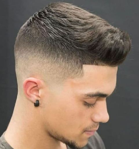 New crew hairstyle for men in 2021-2022