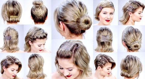 Trendy easy hairstyles for women in 2021-2022