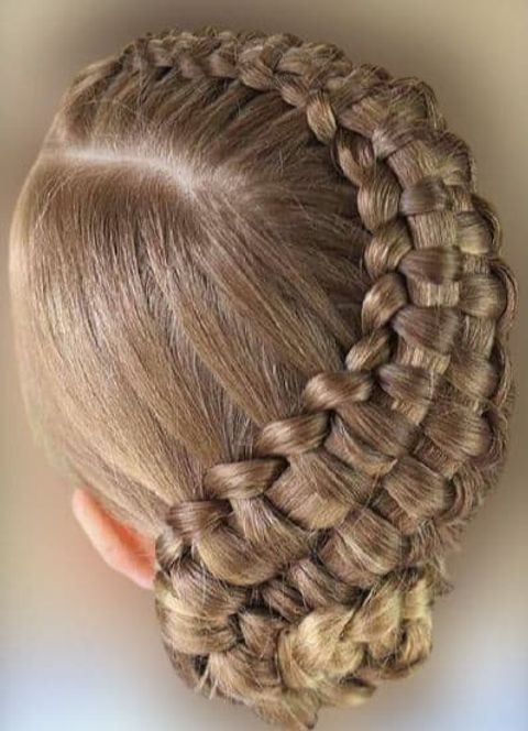 Braids hairstyles for girls