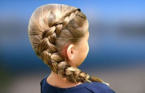 Easy braids for girls
