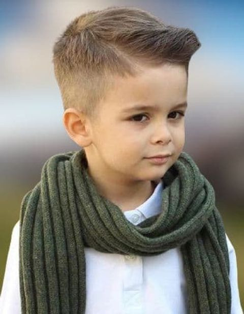 Easy and fast hairstyles and haircut styles for boys in ...
