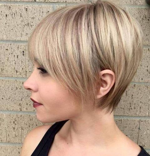 Cool short hair for women