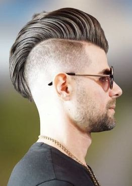 Mohawk haircuts for men
