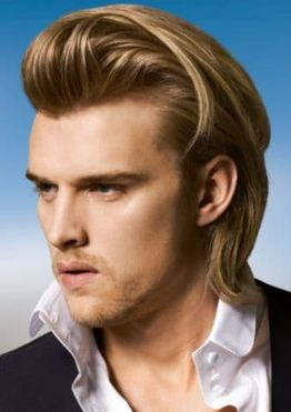 Haircuts and hairstyles for men